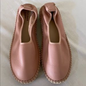 NWOB COLE HAAN Cloudfeel Espadrille Shoes Size 9